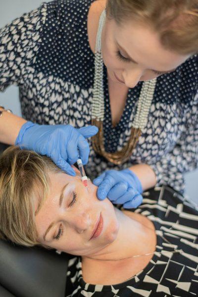 dr. inessa fishman botox injection cheek